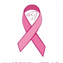 Image Dental Arts Breast Cancer Poster