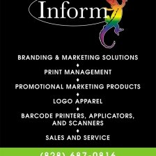 Inform Systems Outdoor Sign