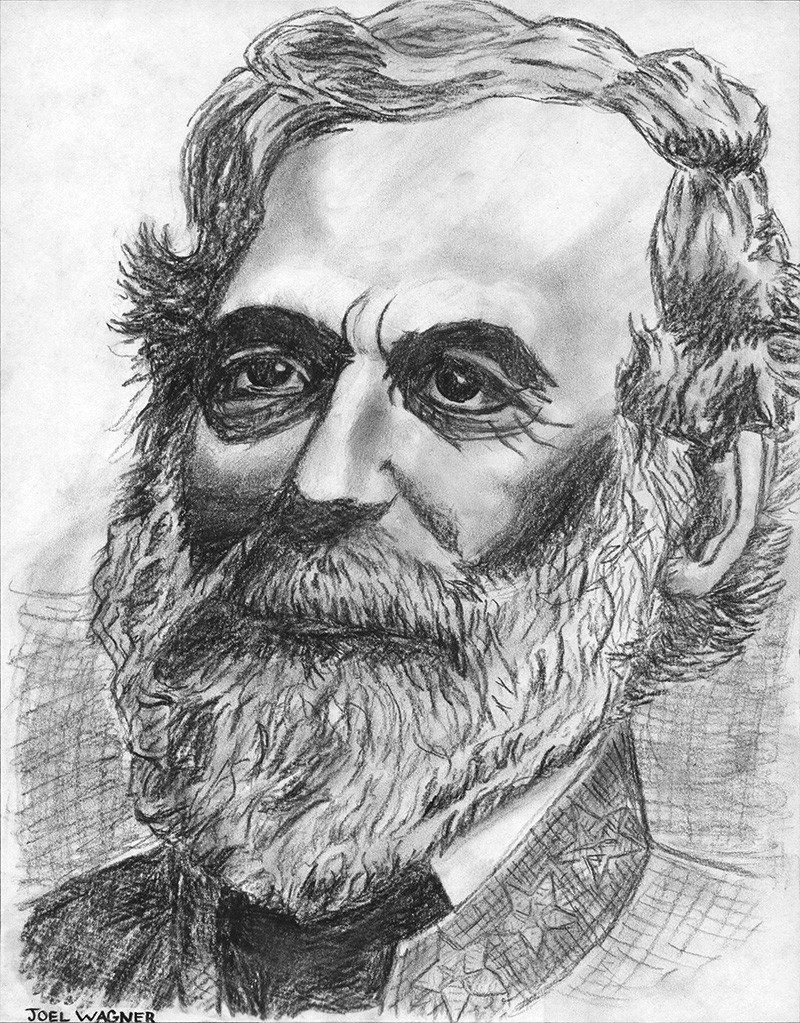 Robert E. Lee portrait