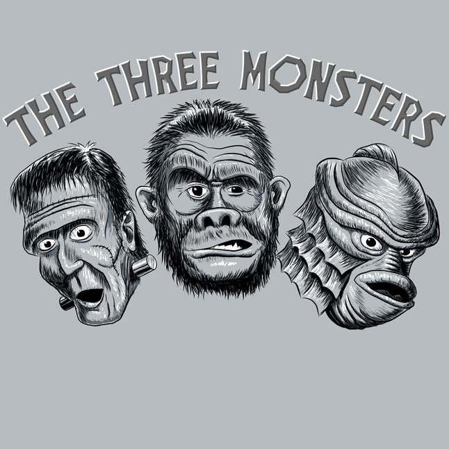 The Three Monsters