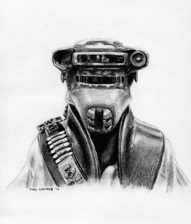 Boushh Fan Art