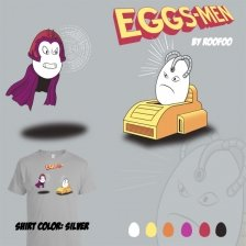 Eggs-Men