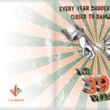 39th Anniversary Card