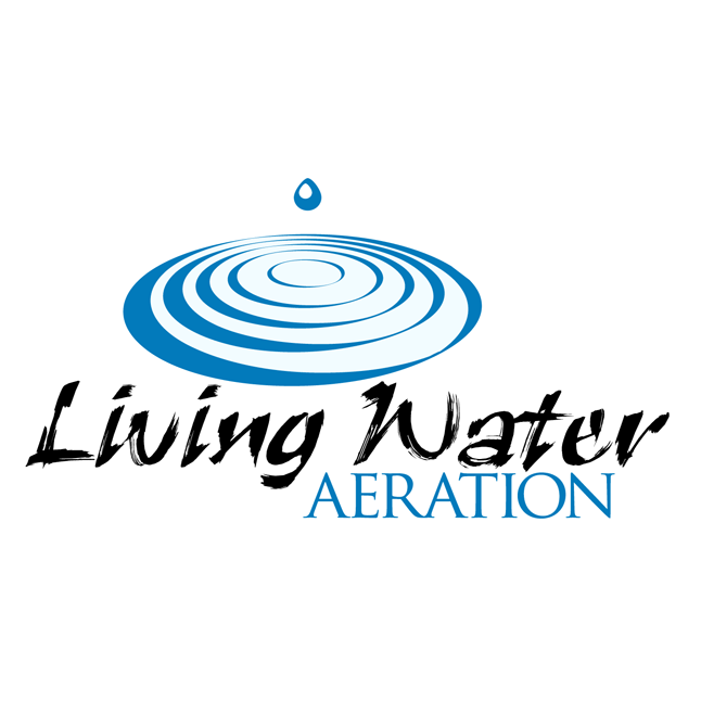 Living Water Aeration logo