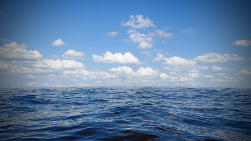 Procedural Ocean