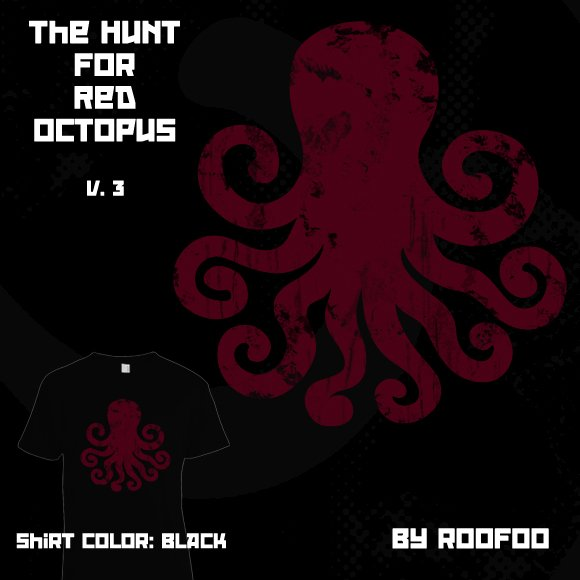 The Hunt for Red Octopus