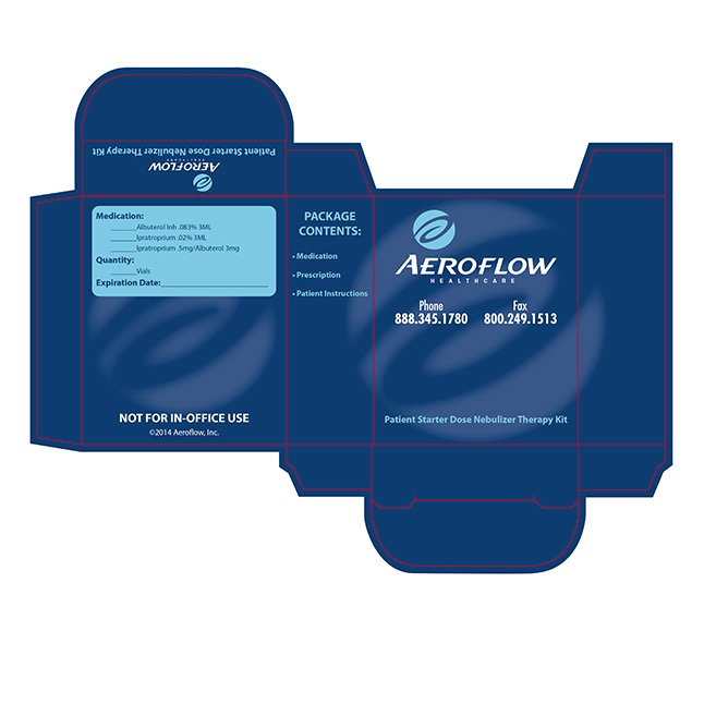 Aeroflow Medication Box