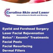 Carolina Skin and Laser Banner