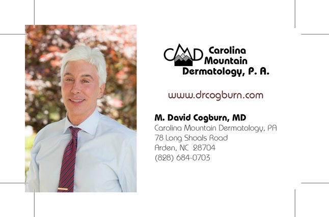 Dr. Cogburn Business Card