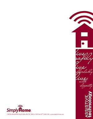 Simply Home Letterhead