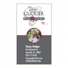 Tonya Gudger Business Card