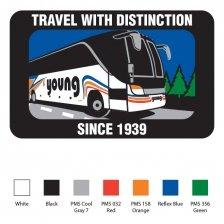 Young Transportation Uniform Patch